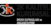 2K Kaliteli Kurumsal logo