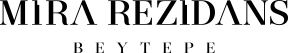 Mira Rezidans Beytepe logo